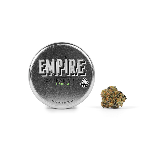 Empire Cannabis Co. - WiFi Alien OG - 1/8th - Indica Dominant Hybrid - 27.84%