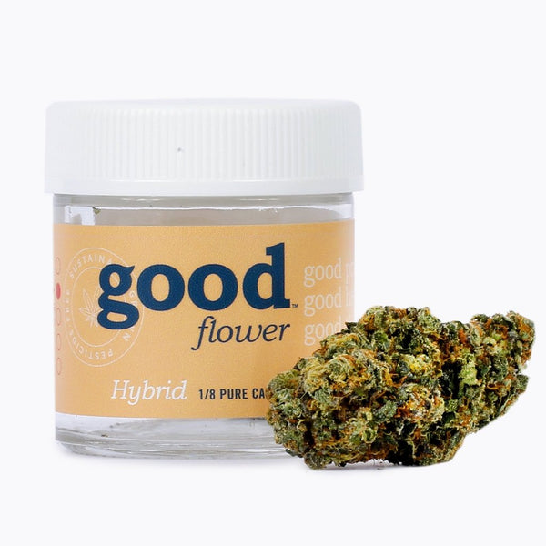Good flower - Hybrid - 1/8th