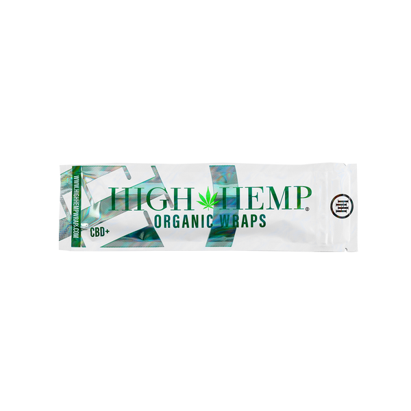 High Hemp Wraps - Natural