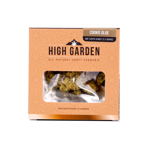 High Garden - 3.5g - Cookie Glue Hybrid - 24.07%