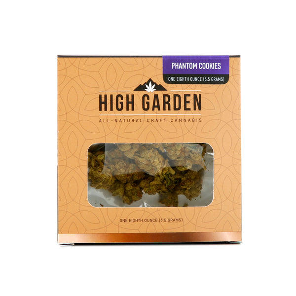 High Garden - 3.5g - Phantom Cookies - Hybrid - 17.95%
