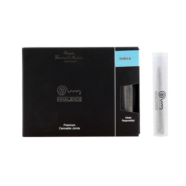 Inhalence - 7 Pack Joints - White Lightening - Indica - 28.02%