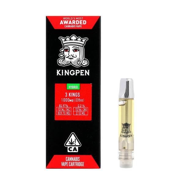 KingPen - 1g Cartridges - Asst.