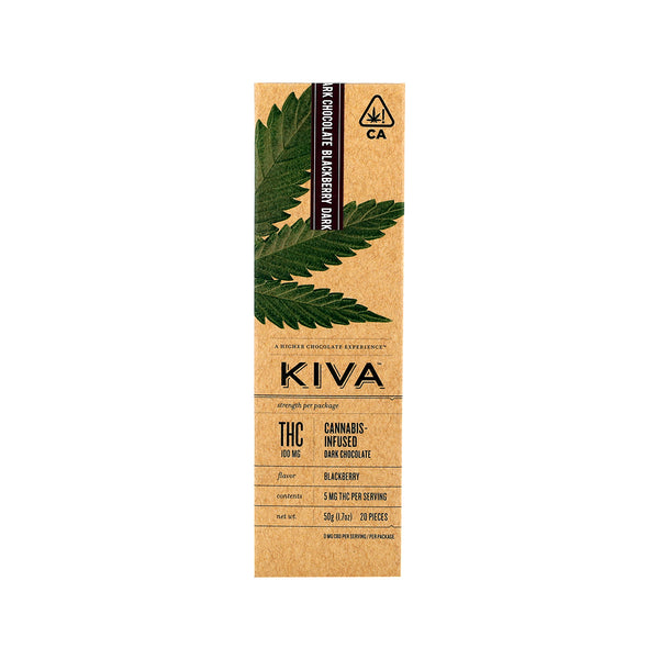 Kiva Chocolate Bars - Asst. Flavors