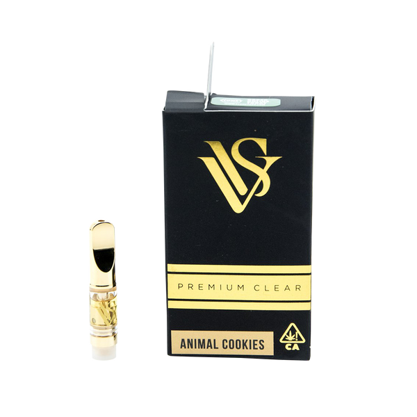 VVS Pens - Gold .5g Cartridge - Animal Cookies - Hybrid
