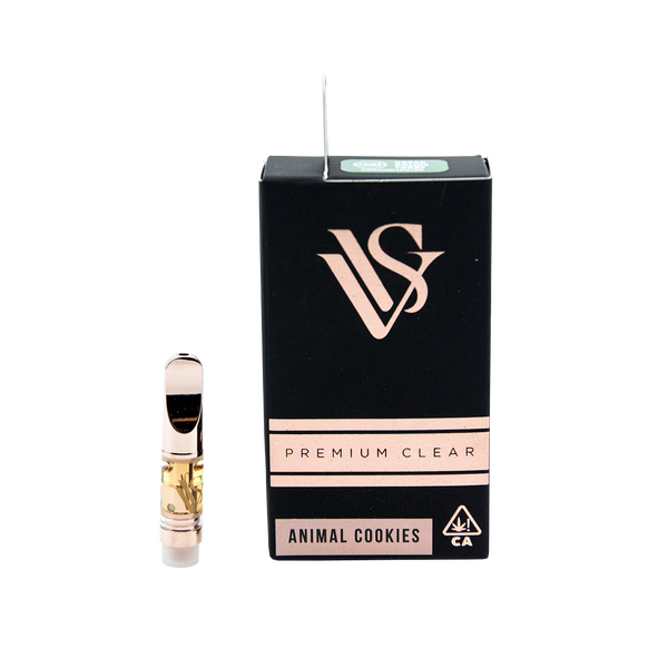 VVS Pens - Rose Gold .5g Cartridge - Animal Cookies - Hybrid