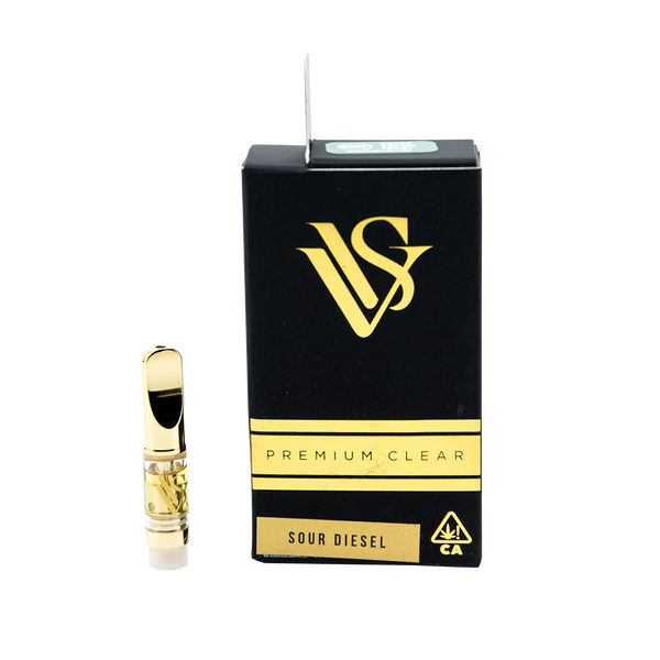 VVS Pens - Gold .5g Cartridge - Sour Diesel - Sativa