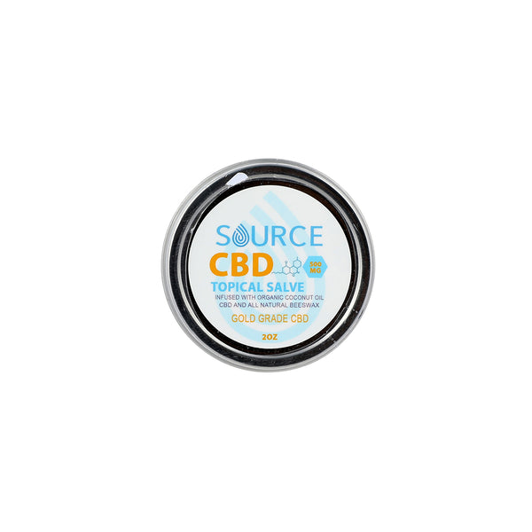 CBD Topical Salve 500mg Source {255}
