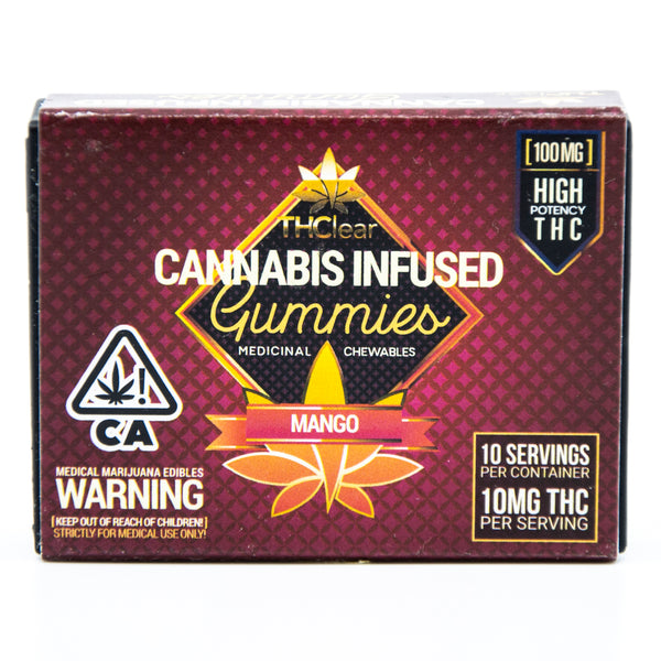 THClear - Cannabis Infused Gummies