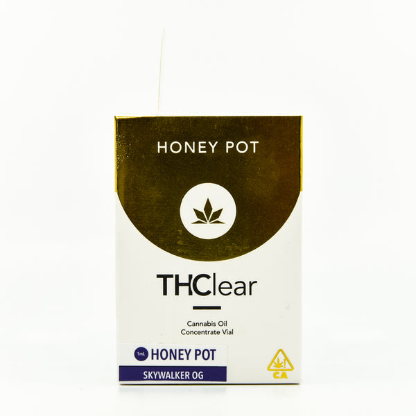 THClear - 1g Honey Pot - Skywalker OG - Indica