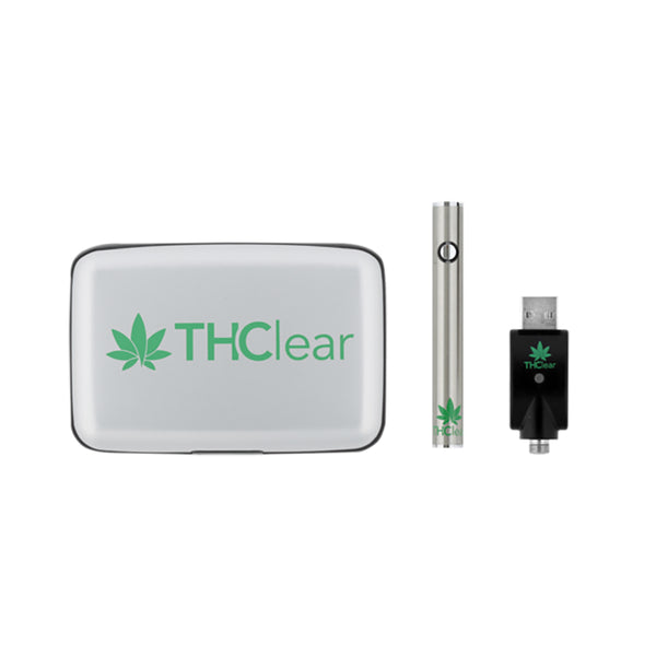 Vape Battery Kit Silver