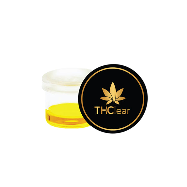 THClear - 1g Honey Pot - Strawberry Glue - Hybrid