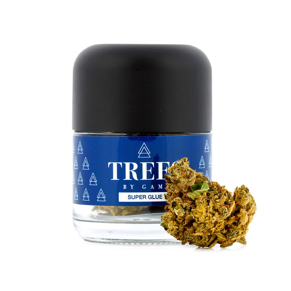 Trees By Game - 1/8th - Super Glue - Hybrid - 27.55%