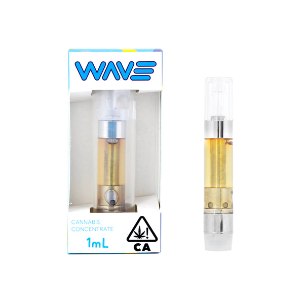 WAVE - 1g Cartridge - Lemon - Hybrid - 85.51%