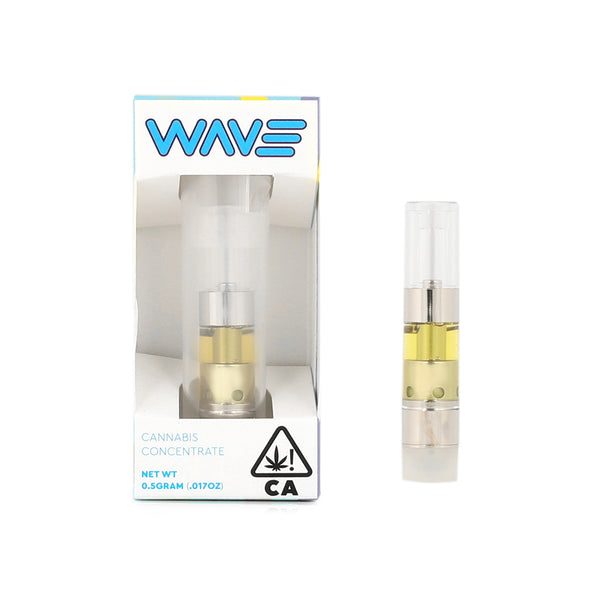 WAVE - .5g Cartridge - Gelato - Hybrid - 83.73%