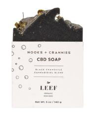 LEEF - Nooks and Crannies - CBD Soap