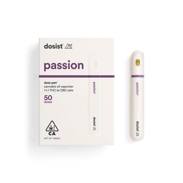 Dosist - Passion - Dose Pen - 11:1 THC to CBD