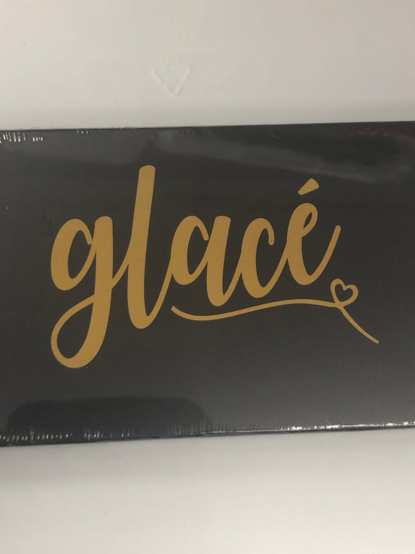 Gold Milk Chocolate Bar 100mg Edible Glace {15}
