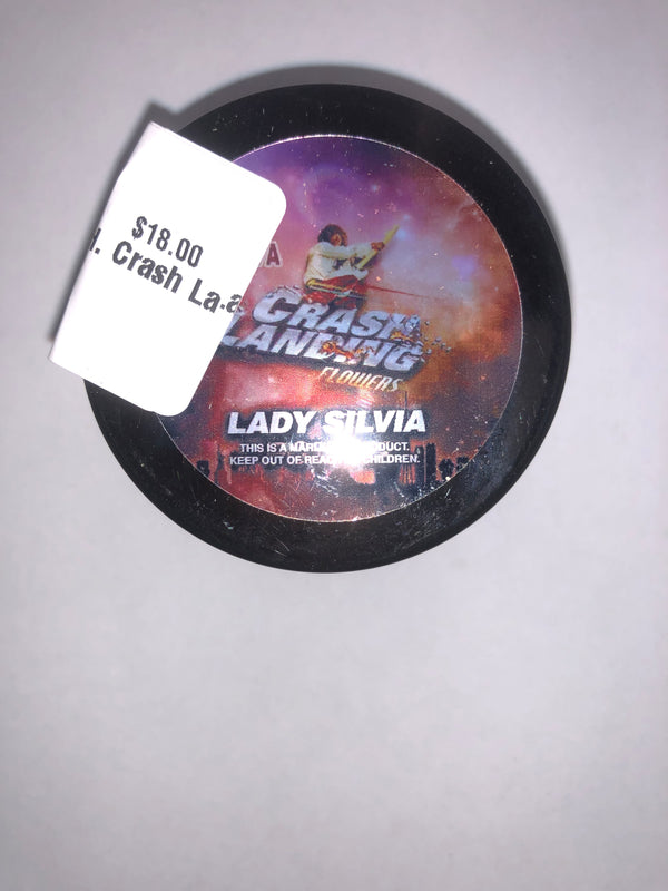 Lady Silvia SATIVA 1g Crash Landing 26.06% {268}