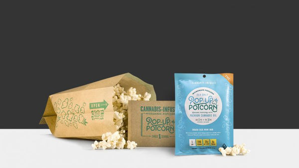 Pop-Up Potcorn - THC 10mg - 44.5g Bag