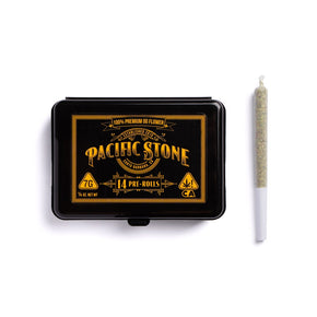 Pacific Stone - Private Reserve OG - Indica - 14 Individual Pre Rolls