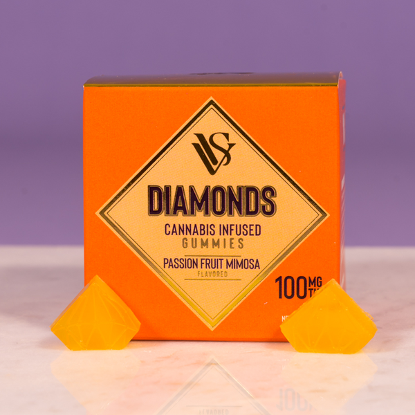 VVS - Diamonds - Passion Fruit Mimosa - Hybrid - 100mg