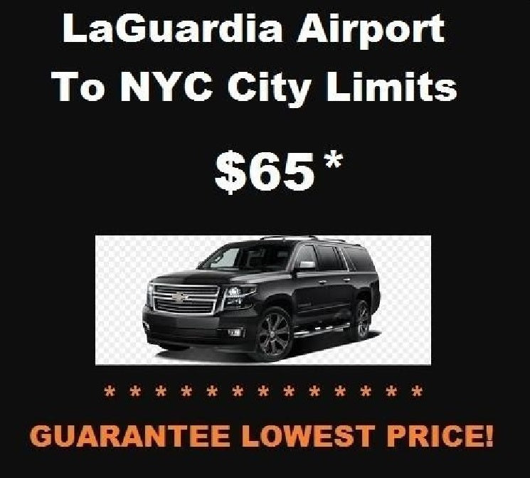 LaGuardia SUV To NYC City Limits