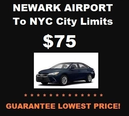 Newark Airport to NYC