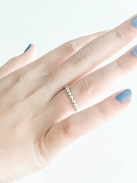 """Anxiety Ring """"Silver"""""""