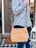 Emerson Camel Crossbody