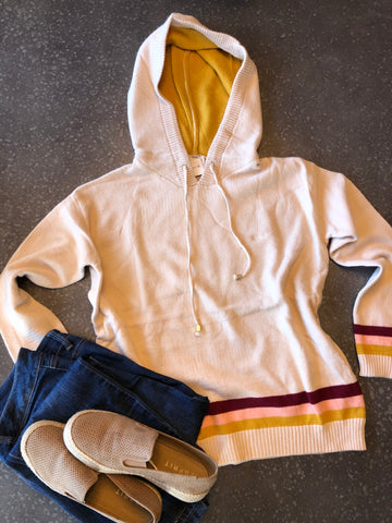 Sadie Hooded Sweater