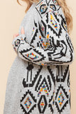 Everly Aztec Cardigan