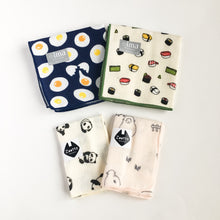 Japanese high quality mini towel hand kerchief