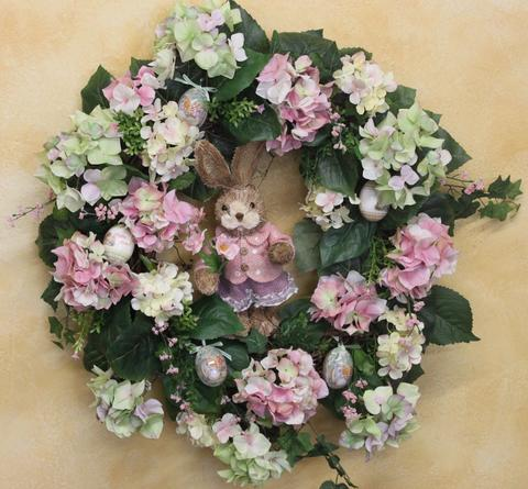Gallery 2 - April's Garden Wreath