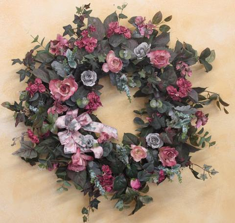 Gallery 4 - April's Garden Wreath