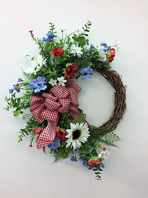 Gallery/Am15 - April's Garden Wreath