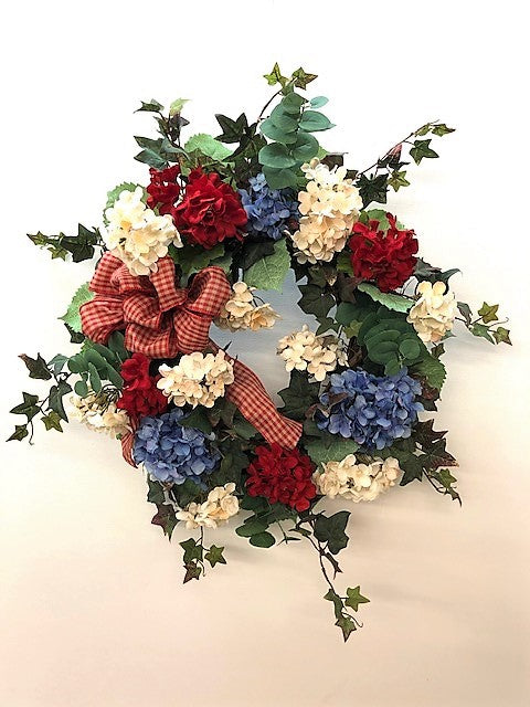 Gallery/AMC27 - April's Garden Wreath