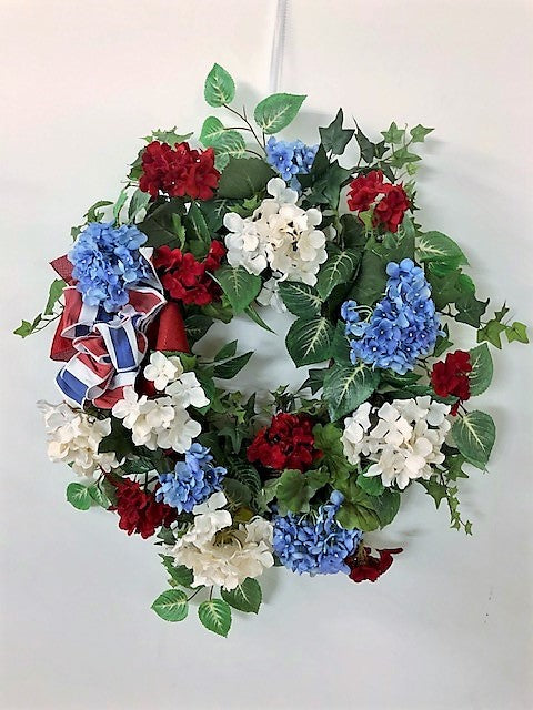 Gallery/AMC28 - April's Garden Wreath