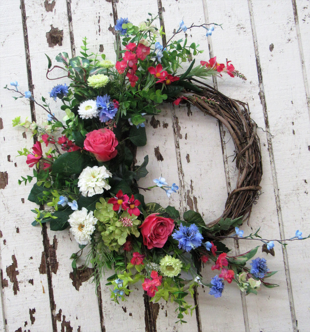 Gallery/Eng119 - April's Garden Wreath