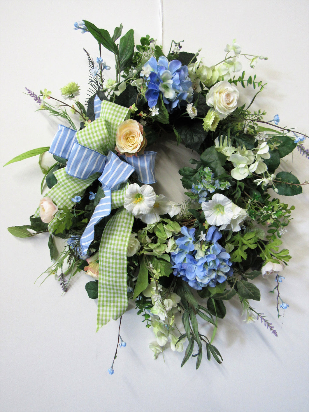 Gallery/Eng 129 - April's Garden Wreath