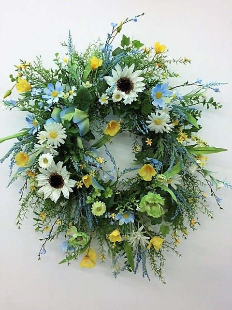 Gallery/Eng 134 - April's Garden Wreath