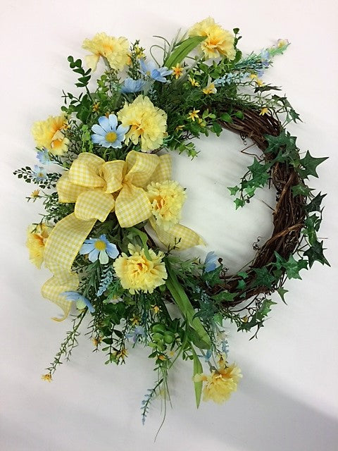 Gallery/Eng170 - April's Garden Wreath
