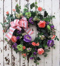 Gallery/Eng41 - April's Garden Wreath
