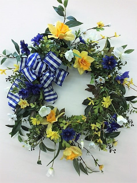 Gallery/Eng51 - April's Garden Wreath