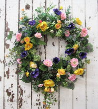 Gallery/Eng61 - April's Garden Wreath