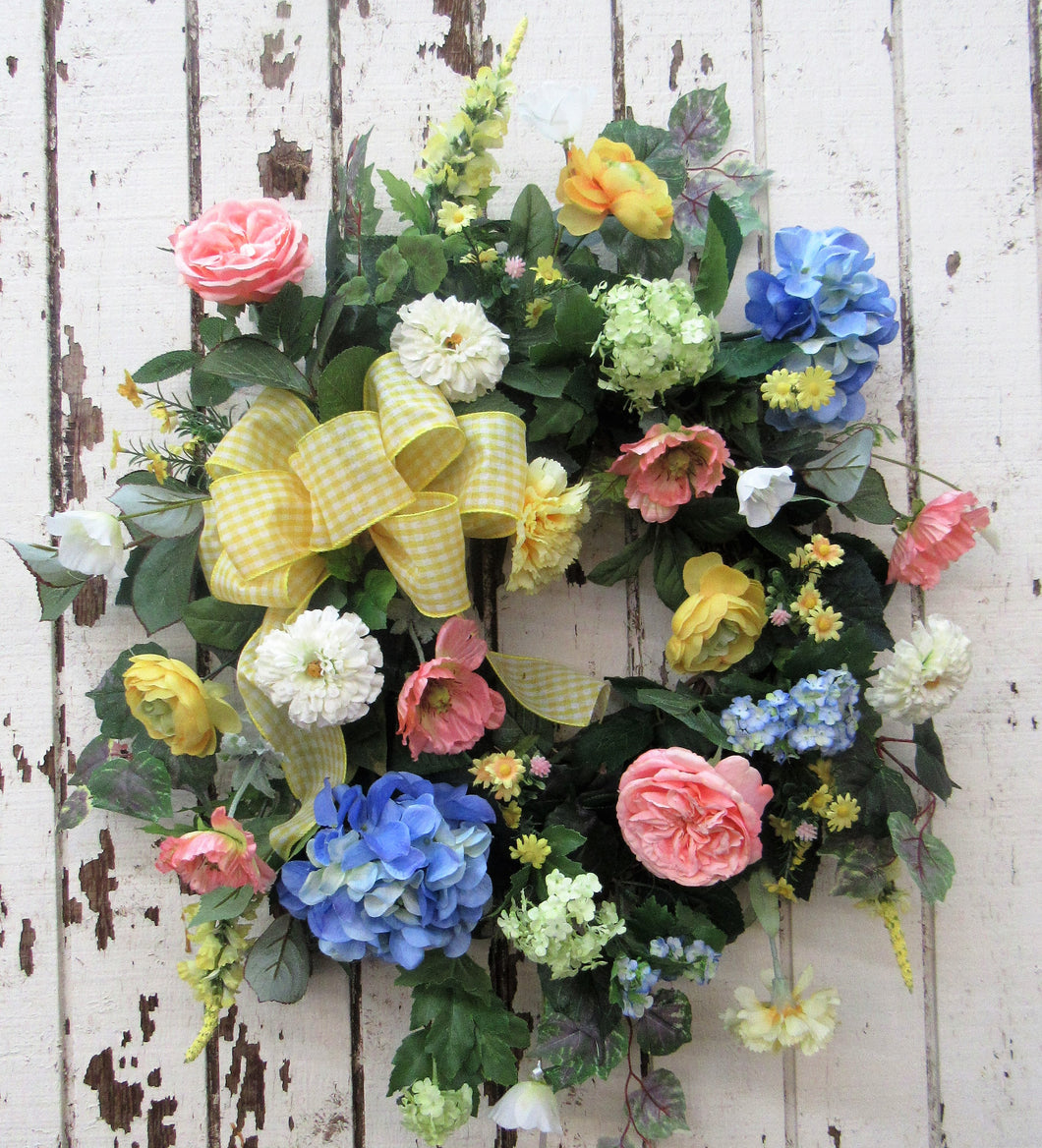 Gallery/Eng92 - April's Garden Wreath