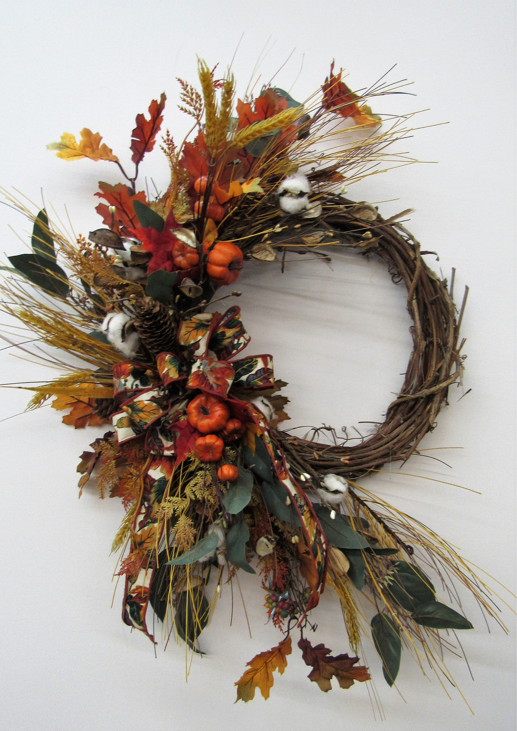 Gallery/Harv150 - April's Garden Wreath