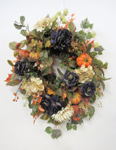Gallery/Harv154 - April's Garden Wreath