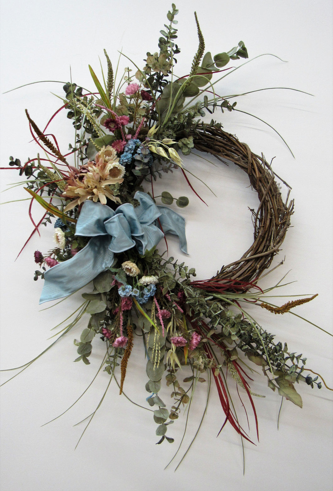 Gallery/Harv157 - April's Garden Wreath