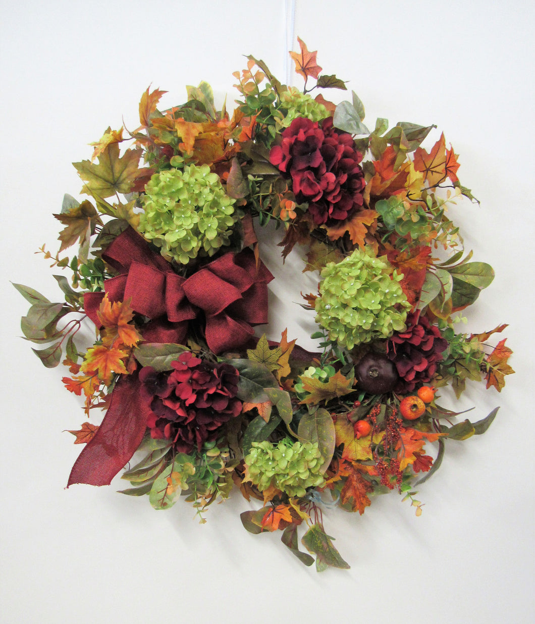 Gallery/Harv159 - April's Garden Wreath